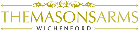 themasonsarmswichenford.com Logo