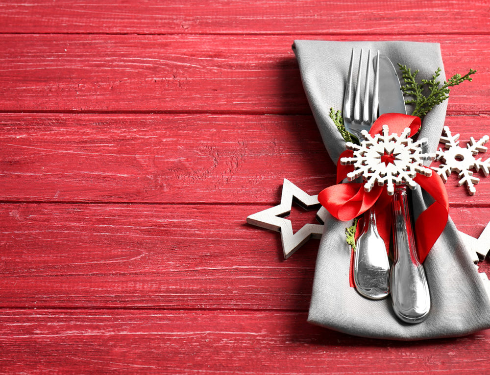 OUR CHRISTMAS MENU : £22.95 FOR 3 COURSES