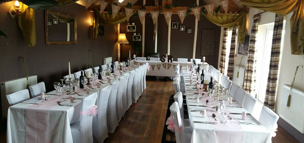 Weddings Masons Arms Wichenford